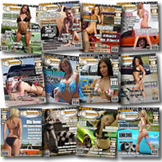 2005 gauge magazine.com back issues